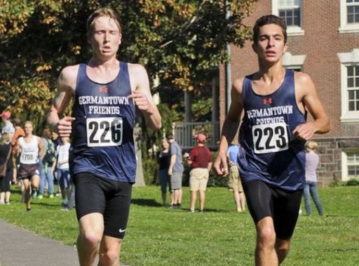 GFS Boys Cross Country Wins George School Invitational for the Third Time in a Row
