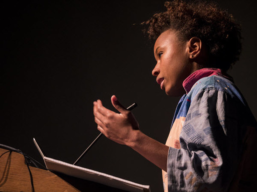 Marisa Williamson '04 Explores Race, Power, and Portraiture at Cohen Art Lecture