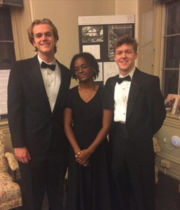 GFS Musicians Selected to Sing with National Honors Choir