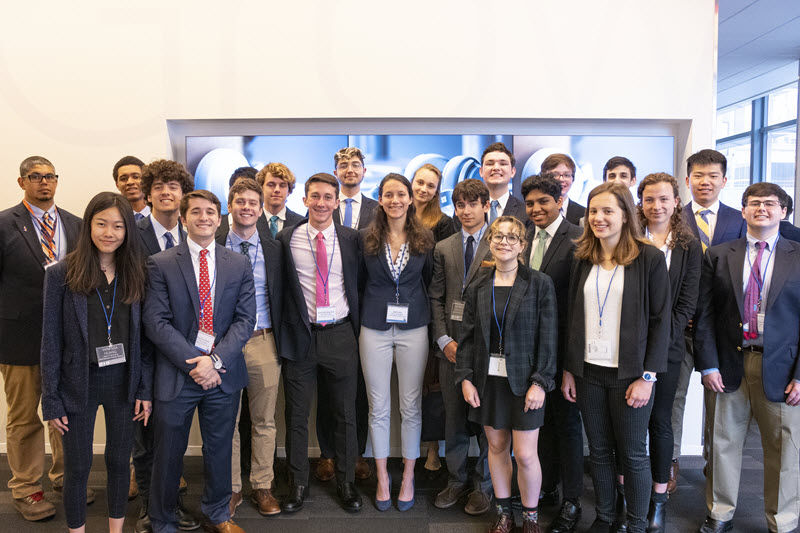 GFS Students Bring Business Savvy to the National Stage